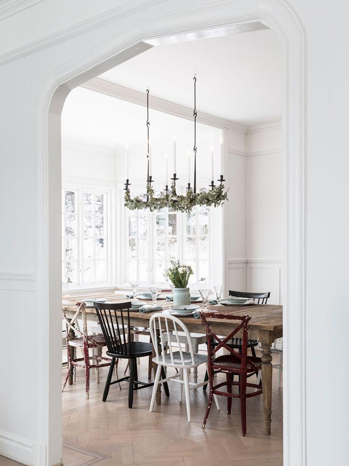 448 besten esszimmer essplatz bilder auf pinterest k che for Tisch nordic design