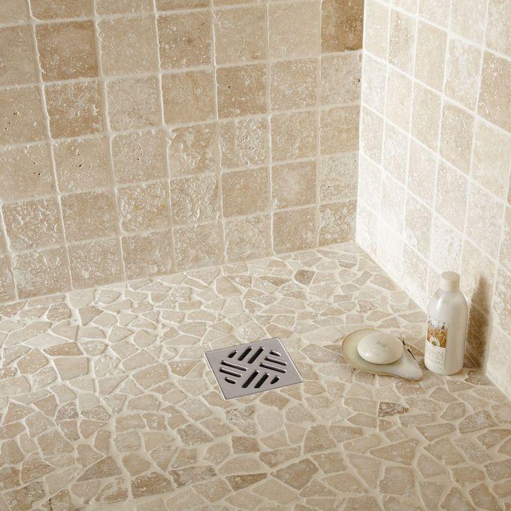 Adapté à la douche:Oui, sol et mur                               …