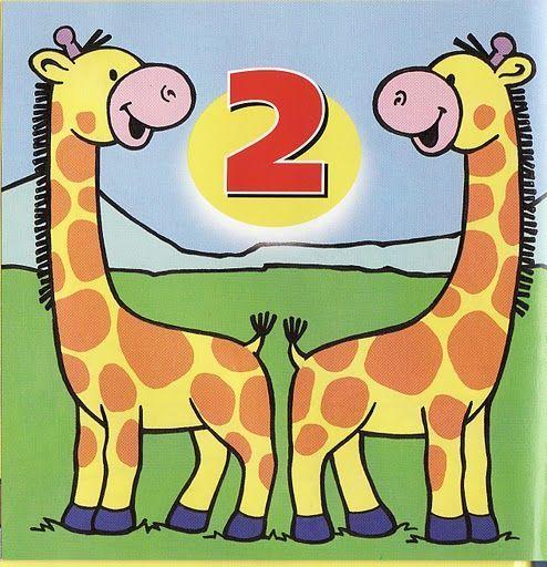 * Dieren tellen! 2-10