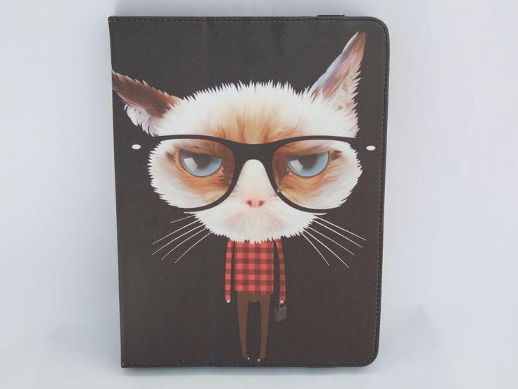Back to school in style: husa universala Grumpy Cat pentru tablete de 9 - 10 inch, acum la numai 45 lei!