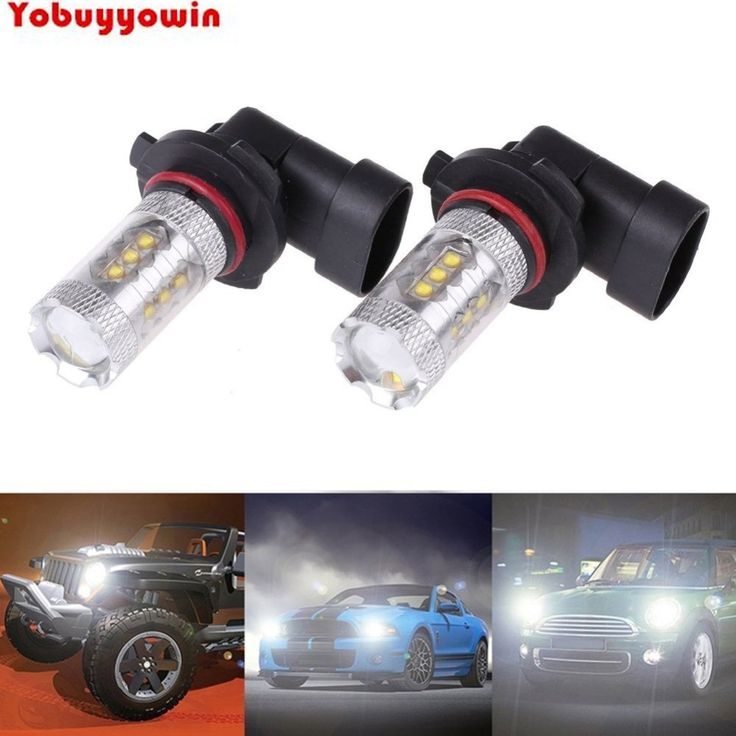 24.80$  Watch here - http://aliwbb.shopchina.info/go.php?t=32700446930 - 2Pcs 9006 HB4 CREE XB Chips Feux de d Ampoule LED 80 W Voiture Lumiere Phare Phare antibrouillard Signal ampoules DC12 V  #SHOPPING