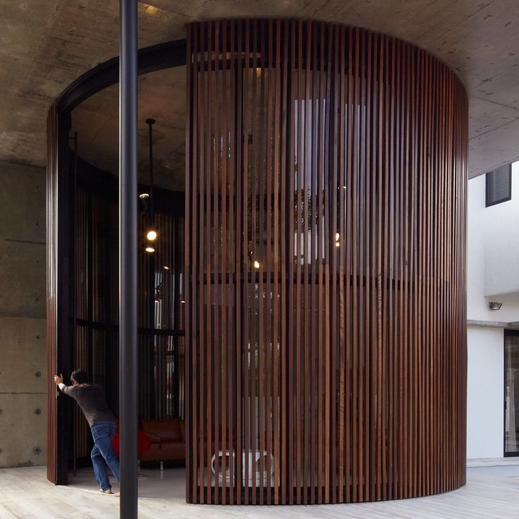 Retractable walls. New vision of inside outside. Cladding ... on New Vision Outdoor Living id=72924
