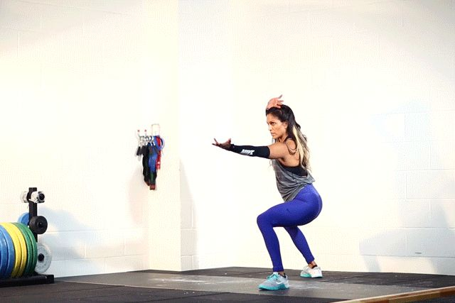 5 Kick Ass Moves To Steal From Jessie J's Workout
