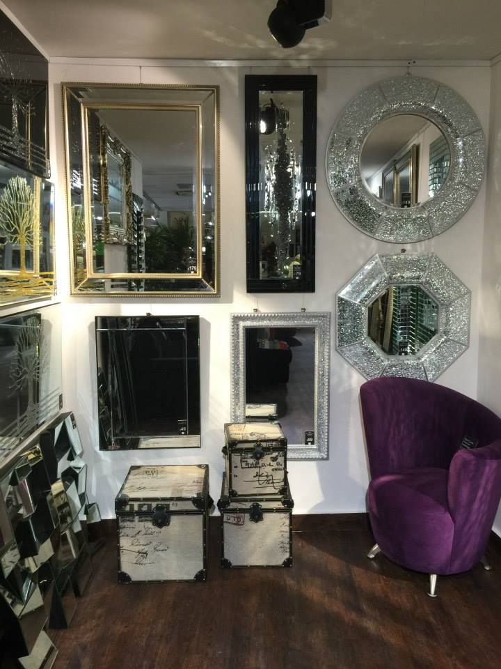 Mirrors at 14 North Street Brighton