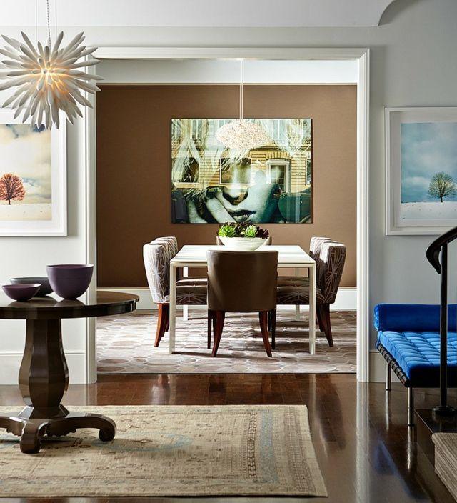 Möbel fürs Esszimmer – 90 Ideen für gemütliche Essgruppe