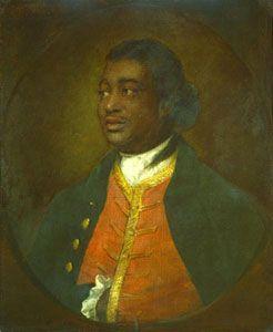 Thomas Gainsborough's portrait of Ignatius Sancho