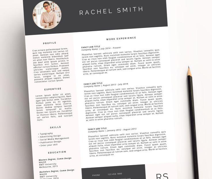 10 best cv design images on pinterest cv design resume cv and