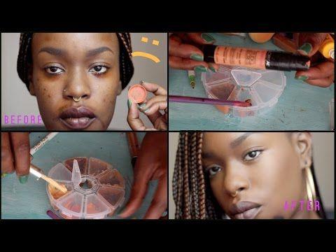 DIY Color Correctors | Remove DARK Marks! - YouTube