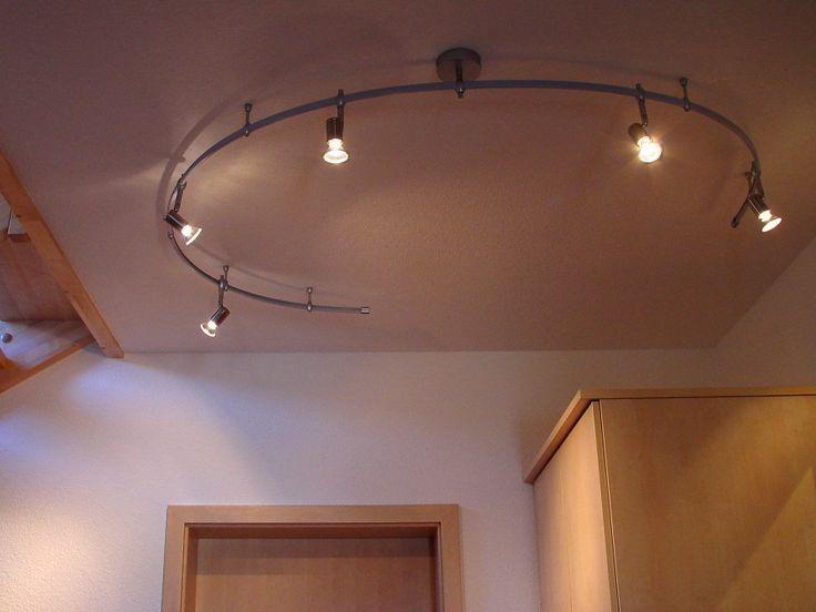 die besten 25 lampen schienensystem ideen auf pinterest. Black Bedroom Furniture Sets. Home Design Ideas