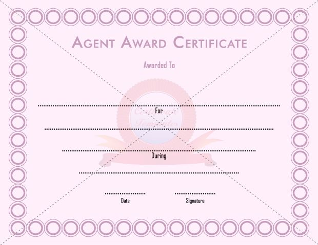 15 best OCCUPATIONAL CERTIFICATE TEMPLATES images on Pinterest - certificate of service template