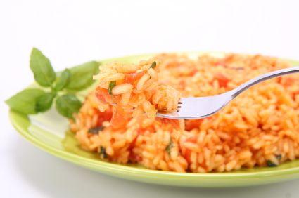 Arroz con tomate ...una #receta para chuparse los dedos ;)