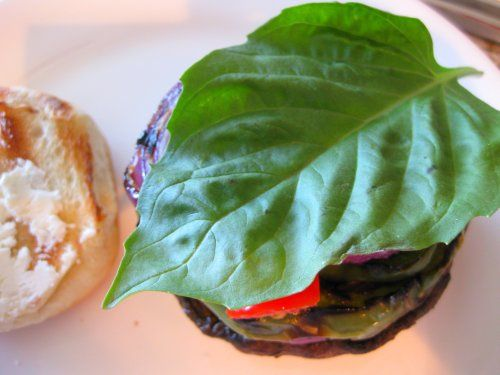 Grilled Portabello