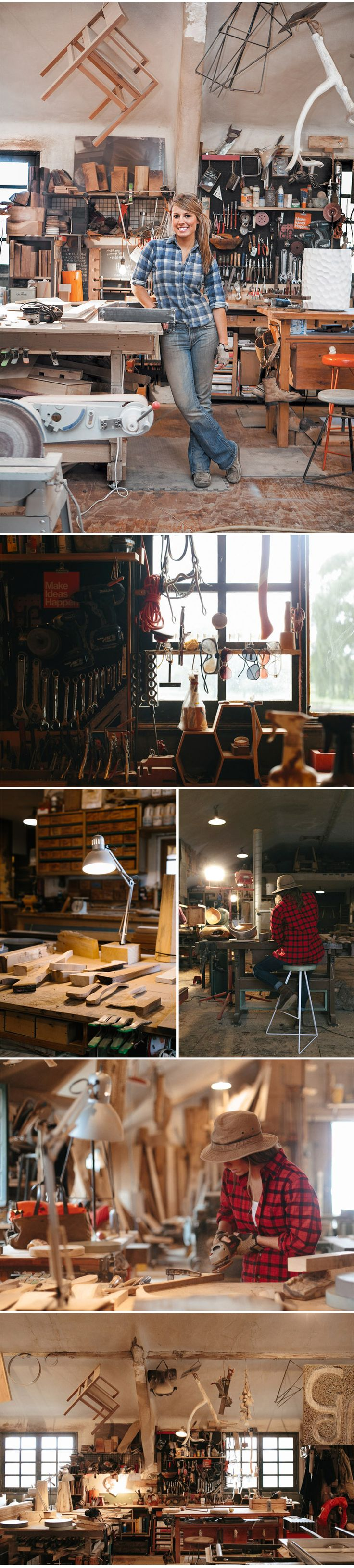 Workspace :: Greta de Parry    http://www.gretadeparry.com/