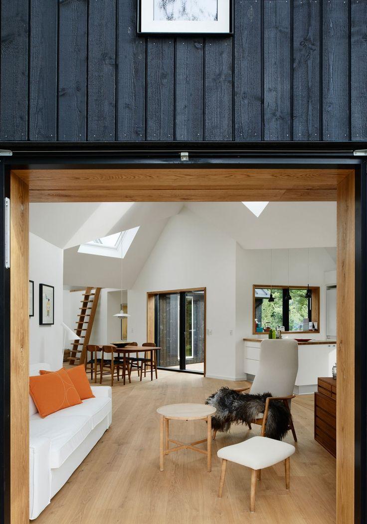 Village House / Powerhouse Company  nowoczesna STODOA | wntrza & DESIGN  | projekty DOMW |  Summer HousesSummer CabinsArchitecture JobsArchitecture  ...