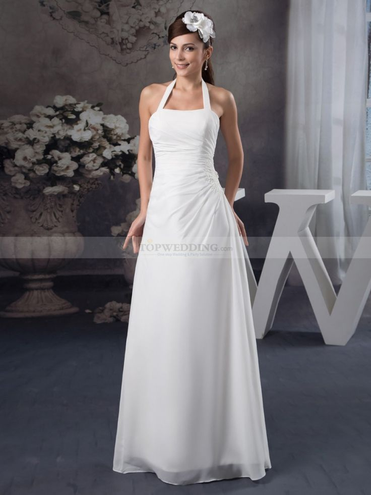 Best Halter Neck Wedding Dresses Ideas On Pinterest Halter