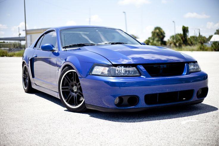 2003 sonic blue ford mustang svt cobra dream rides