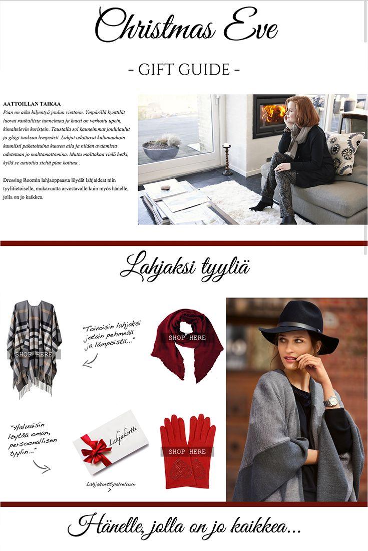 Fashion Boutique Christmas campaign magazine http://dressingroom-newsletter.liquidblox.com/Christmas+Edition/1/