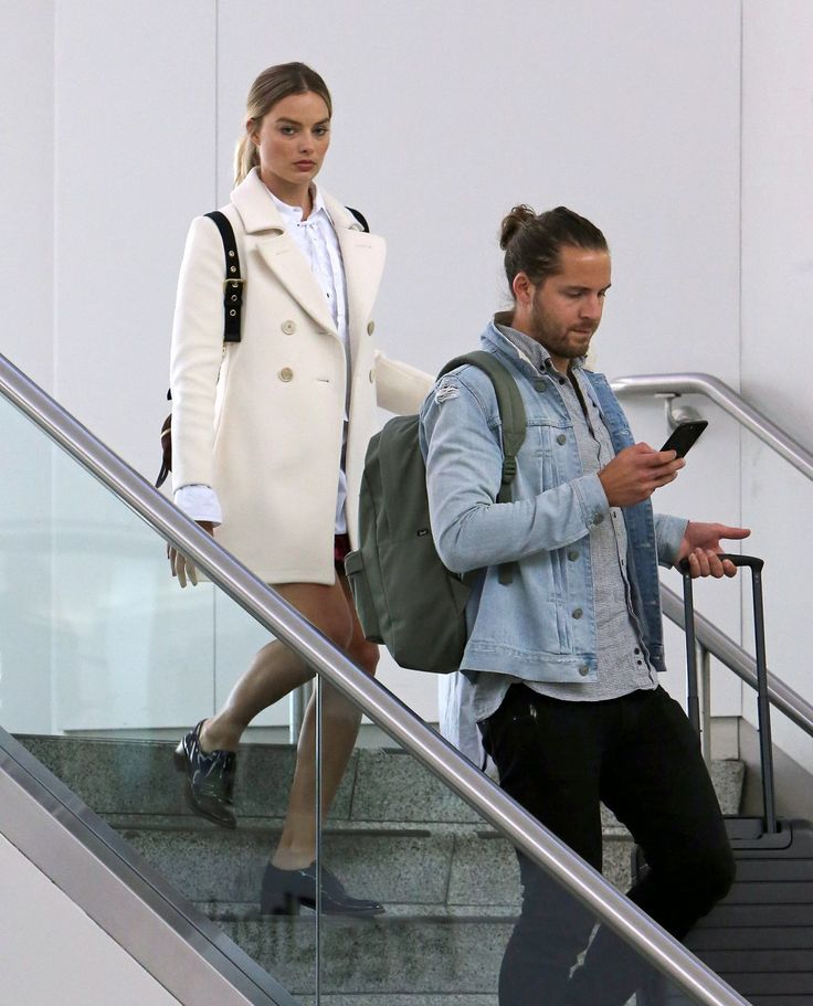 #Husband, #MargotRobbie, #NewYork Margot Robbie and Husband Tom Ackerley - Catch a Flight out of New York 04/26/2017 | Celebrity Uncensored! Read more: http://celxxx.com/2017/04/margot-robbie-and-husband-tom-ackerley-catch-a-flight-out-of-new-york-04262017/