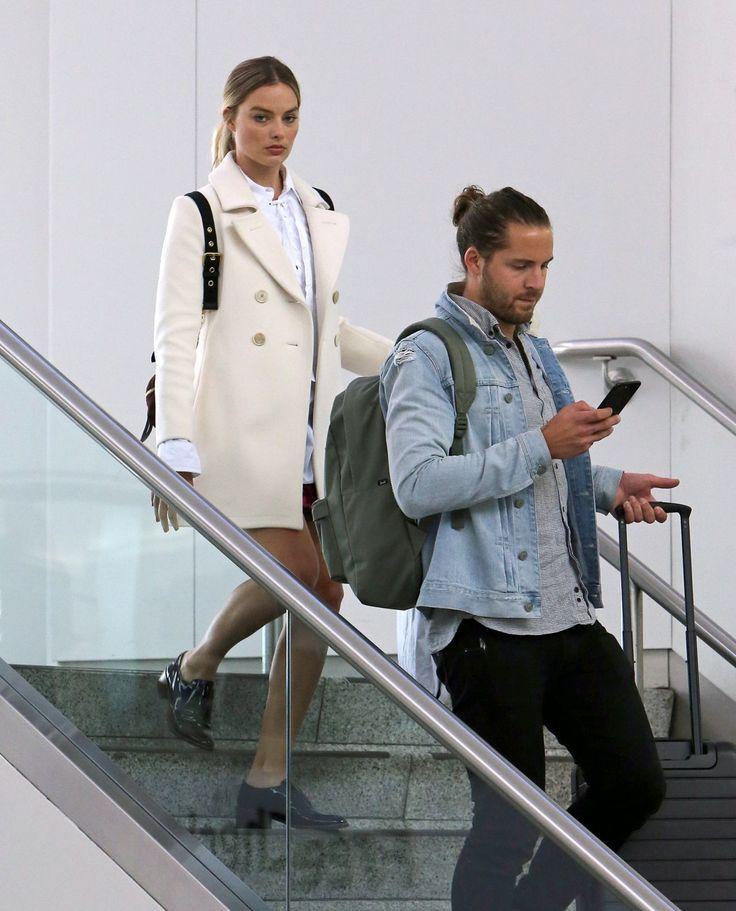 #Husband, #MargotRobbie, #NewYork Margot Robbie and Husband Tom Ackerley - Catch a Flight out of New York 04/26/2017 | Celebrity Uncensored! Read more: http://celxxx.com/2017/04/margot-robbie-and-husband-tom-ackerley-catch-a-flight-out-of-new-york-04262017/