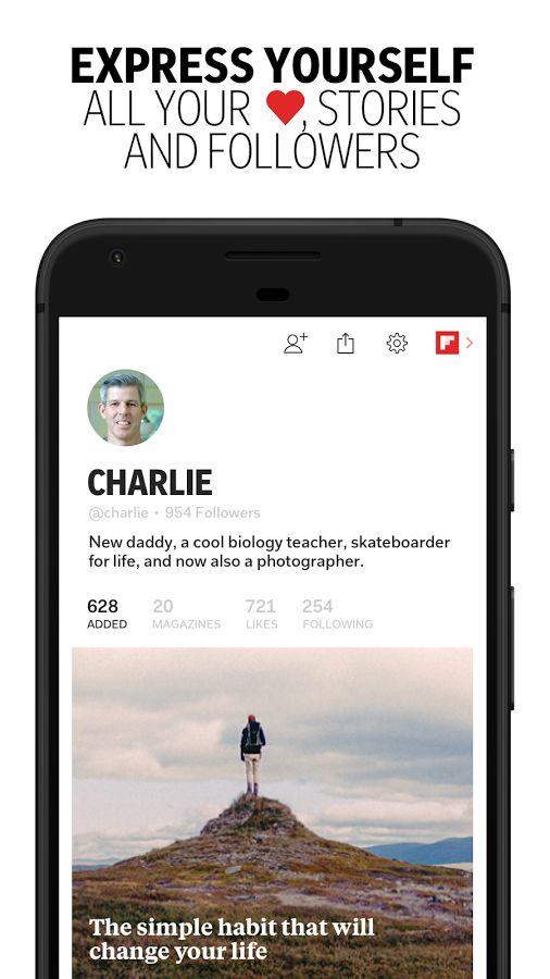 Flipboard: News For Any Topic- screenshot