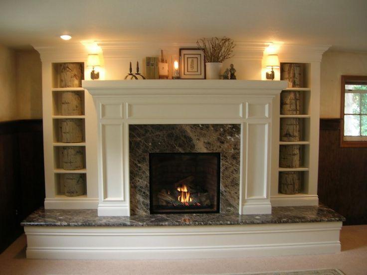 Refinishing Fireplace Part - 42: Refacing Fireplace Ideas   Fireplace Remodel Ideas, The Best Fireplace  Remodeling Ideas   EVA .