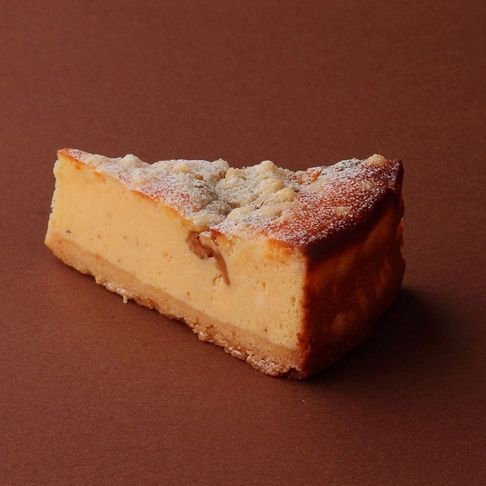 リコッタチーズケーキ | PASTICCERIA ISOO - 六本木の小さなケーキ屋 パスティッチェリア イソオ