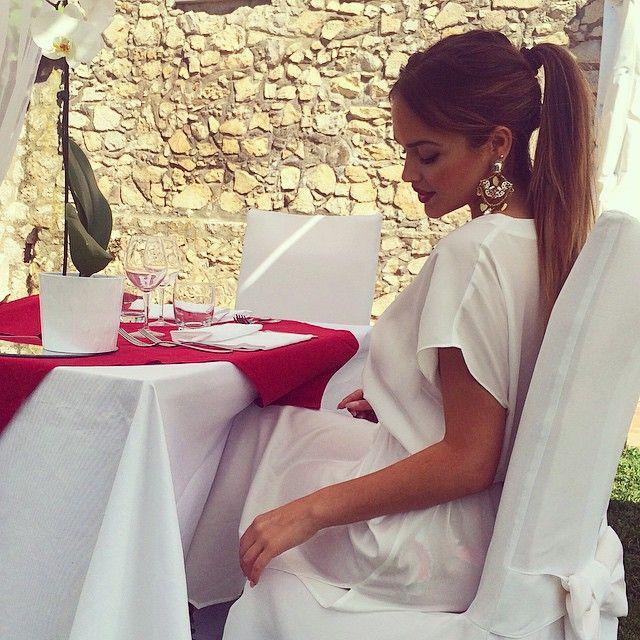 """#peace #villadellaporta @villadellaporta #Sorrento  Earrings """"Gitana"""" @botteguccia"""