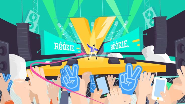 Naver V app Rookie Project on Vimeo