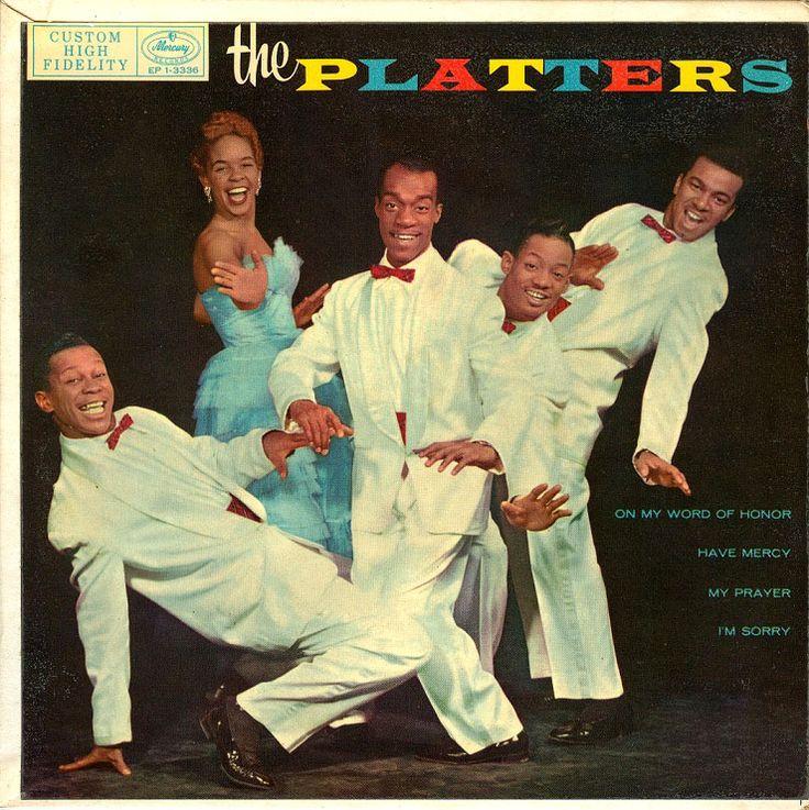 77 Best The Platters Images On Pinterest Motown Platter