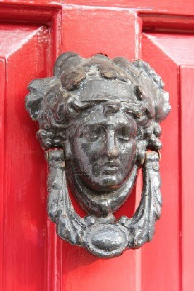 25 Best Ornate Door Knockers Images On Pinterest Door