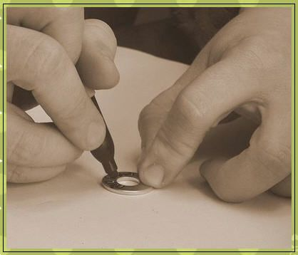 how to make a metal stamp