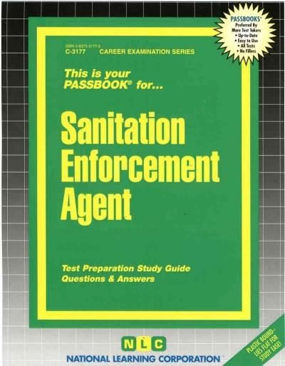 Sanitation Enforcement Agent
