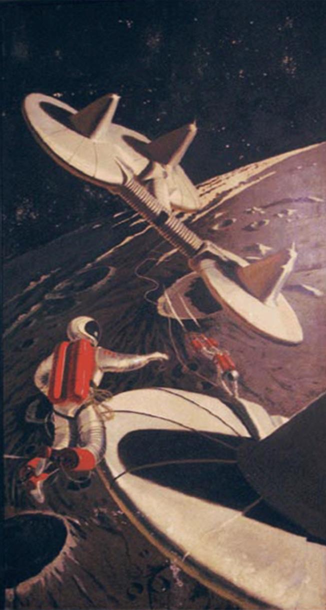 Inspiration for space station K7