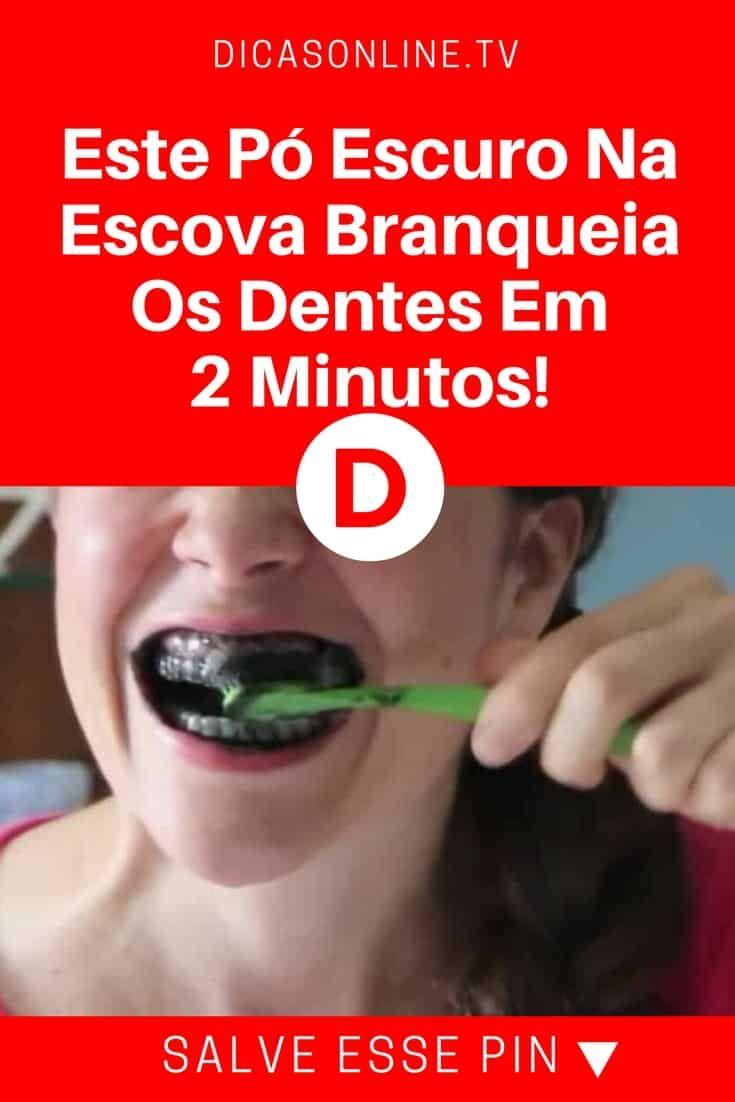 Usar Carvao Ativado Pode Ajudar A Clarear Os Dentes Beleza