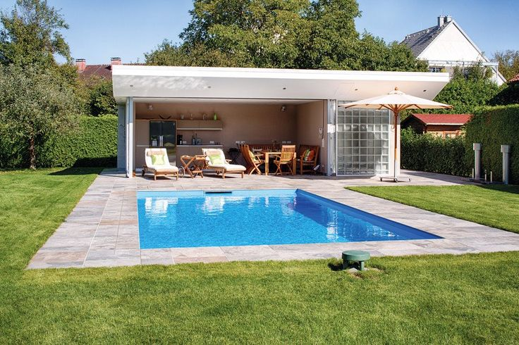 Pools,Naturpools &Schwimmteiche - exclusive BAUEN &