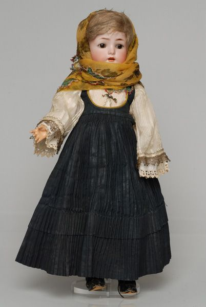 Queen Olga Doll Collection: Kymi Euboea