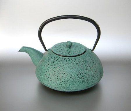 Gusseisen Teekanne (