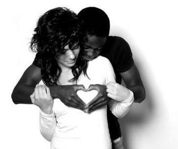 Interracial couples! <3 Ik the perfect couple for this