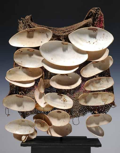 """billum"" bag comes from the Yangoru area of Papua New Guinea"