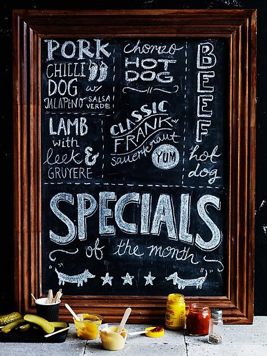 Frank's specials