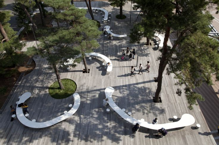 Works / 立正大学熊谷キャンパス - オンサイト計画設計事務所