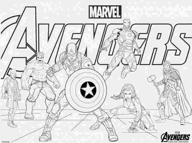 The Avengers Coloring Pages Avengers Coloring Pages Avengers Coloring Captain America Coloring Pages