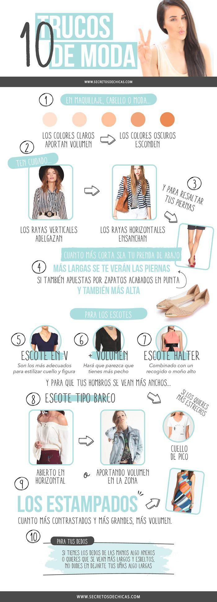 10 trucos de moda