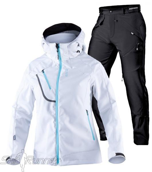 Утепленный женский горнолыжный костюм
