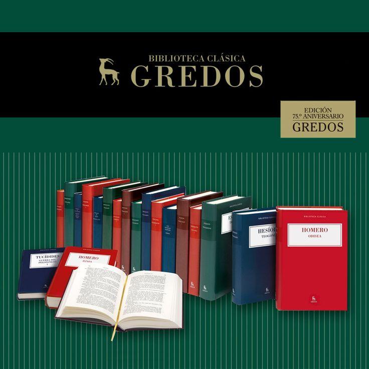 Colección Biblioteca Clásica Gredos (Grupo RBA).