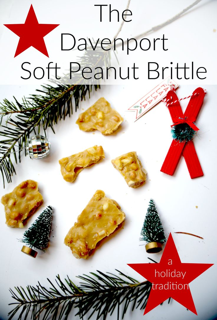 Looking for that special holiday recipe?  Spokane's signature hotel, The Davenport, has been selling this soft peanut brittle for years.  Now you can make it in your own kitchen!