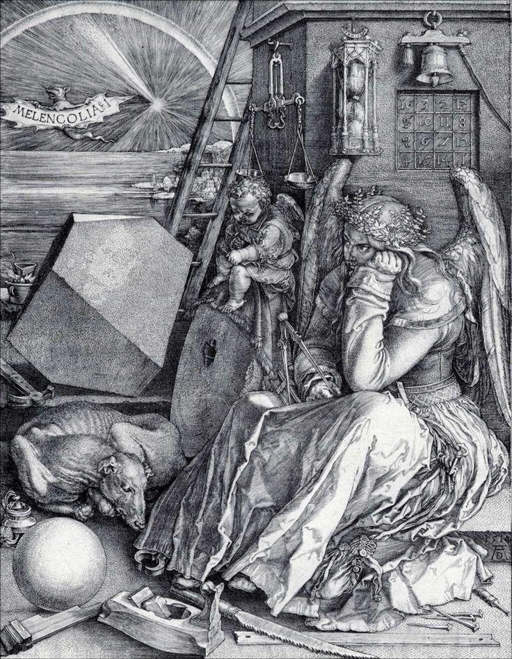 Melancholia- Dürer