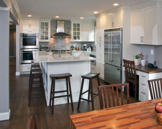 How Long To Remodel A Kitchen Concept Best 25 Raised Ranch Kitchen Ideas On Pinterest  Raised Ranch .