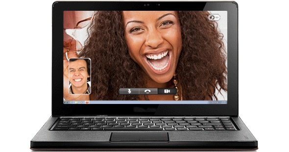 Tango...like skype can use on computers, android phones, ipod touch etc. works with wifi and 3G
