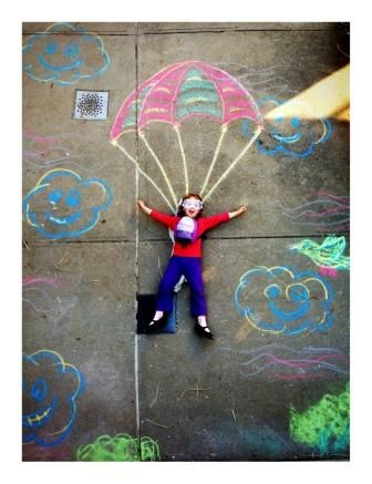 Urban Street Art Children's Portraits